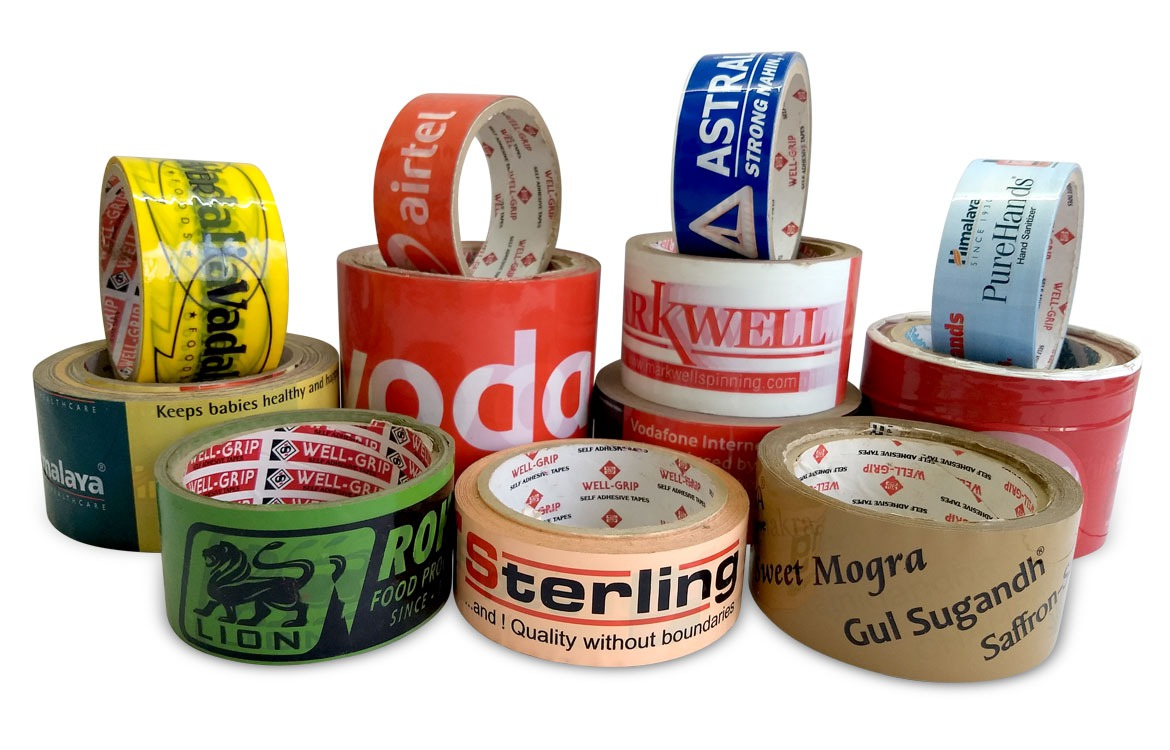 SELF ADHESIVE TAPE (PRINTED)